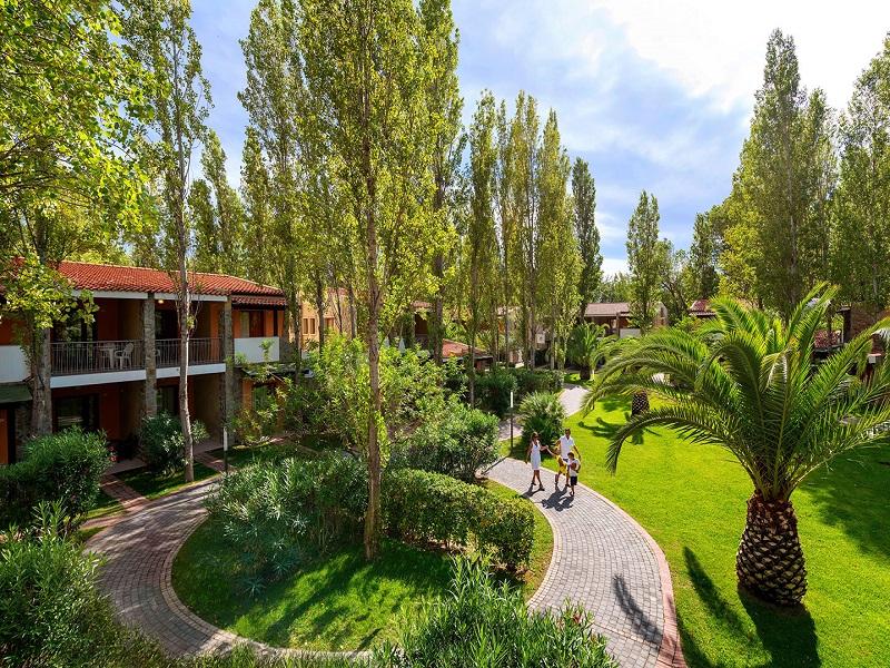 Calaserena Village_giardino