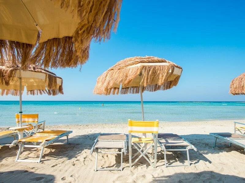 Eden Country Resort & SPA spiaggia
