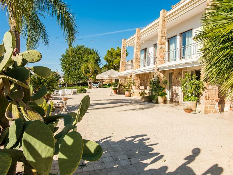 Eden Country Resort & SPA_camere esterno