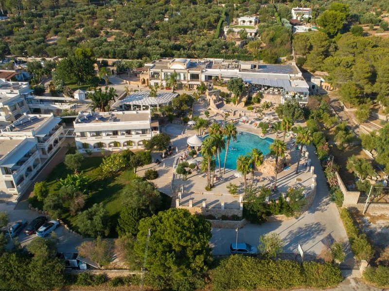 Eden Country Resort & SPA_panoramica
