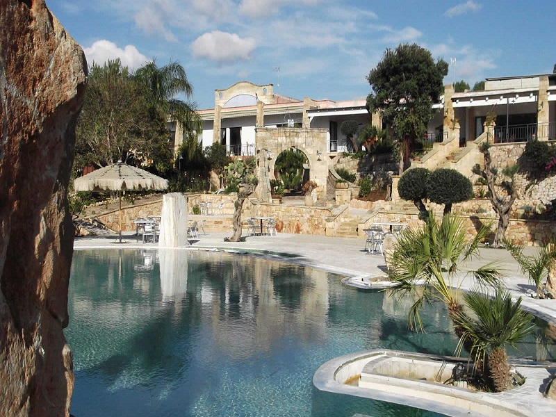 Eden Country Resort & SPA_struttura