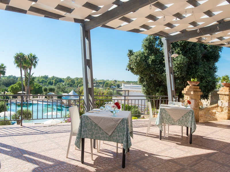 Eden Country Resort & SPA_vista ristorante