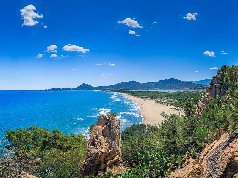 Villaggio Colostrai_vista mare